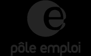 Logo Pole emploi NB