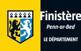 Logo du conseil départemental du Finistère, soutien d'Info Jeunes Bretagne