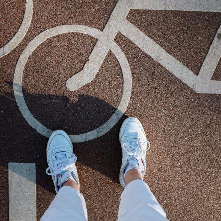 Vélo : coup de pouce